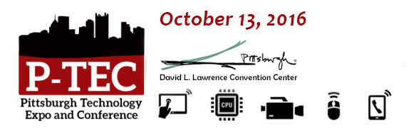 Pittsburgh Technology Expo and Conference 2016