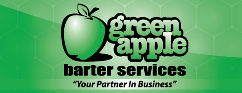 Green Apple Barter Road Trade Show 2016 Corporate Sponsor